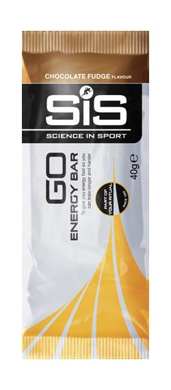 Barra GO Energy SIS Chocolate 40gr
