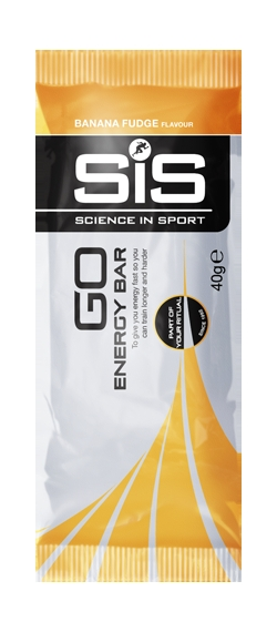 Barra GO Energy SIS Banana 40gr